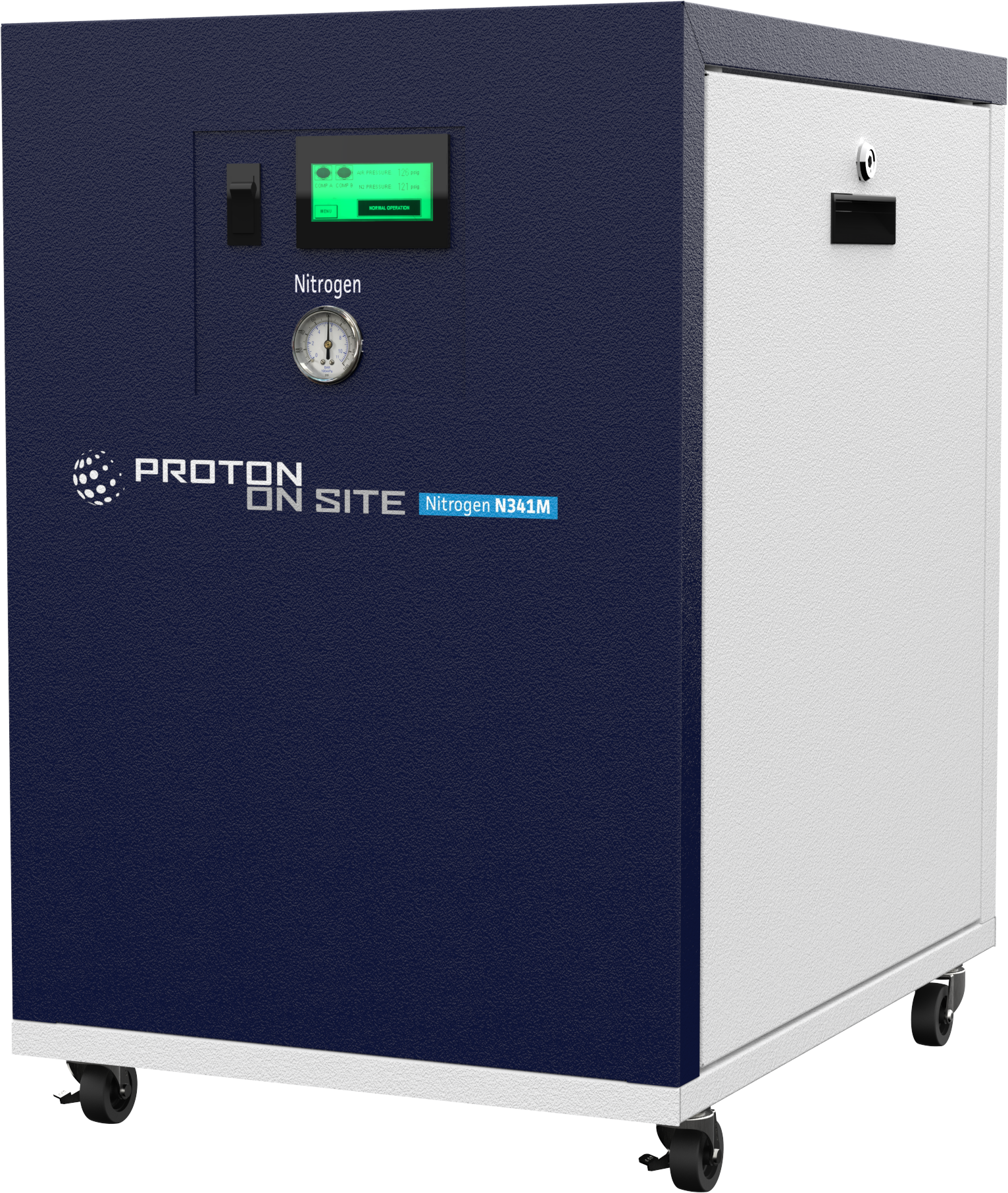Home Hydrogen Generator >> N341M | Proton On-Site