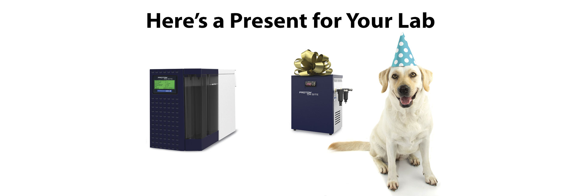 A Present for Your Lab
