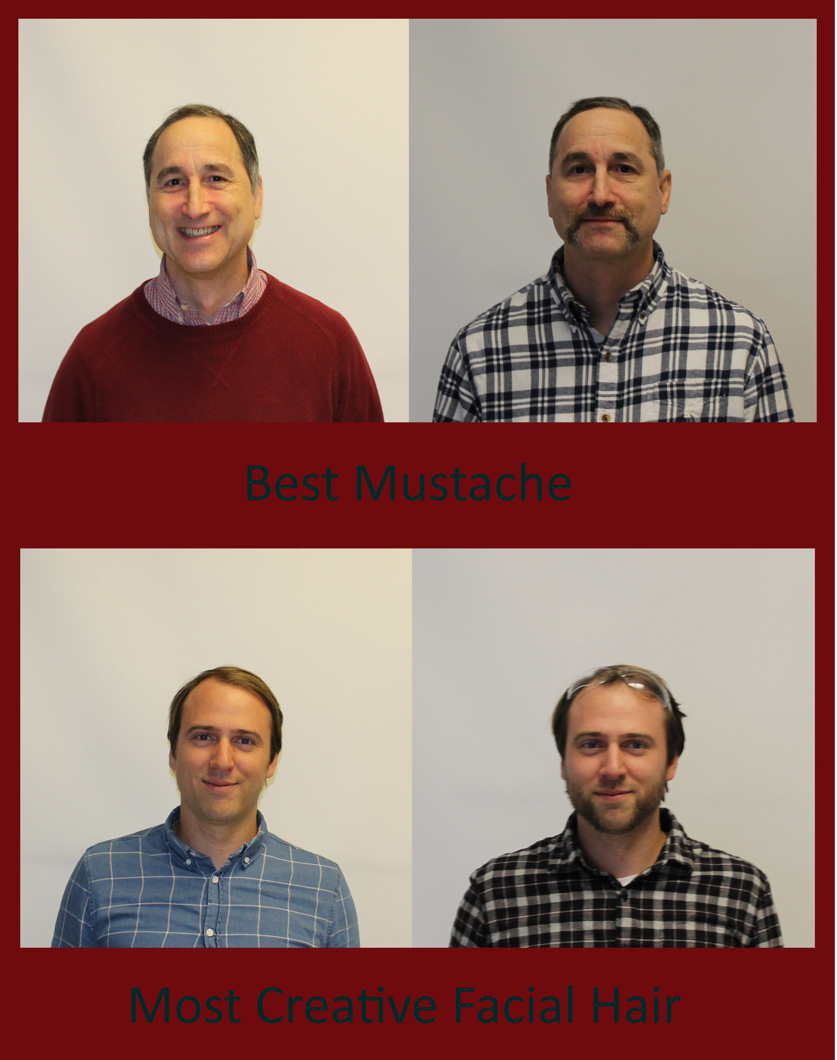 Movember's Winners