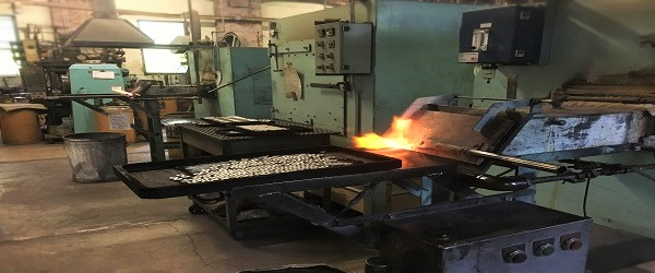 Hydrogen for Heat Treating